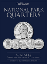 Warmans Folder: National Park Quarters 2010-2021