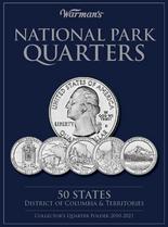 Warmans Folder: National Park Quarters 2010-2021
