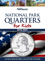 Warmans Folder: National Park Quarters for Kids 2010-2021