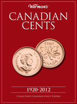 Warmans Folder: Canadian Cents 1920-2012
