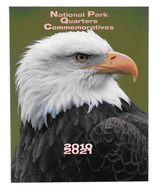 Supersafe Album Supersafe National Parks Quarters Album- P&D