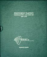 Intercept Shield Washington Statehood Quarters 1999-2008 (50 holes)