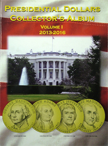 MCC Folder: Presidential Dollars 2007-2012 P&D Vol.1