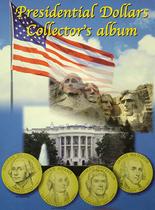 MCC Folder: Presidential Dollars Date Set - Deluxe