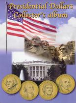 MCC Presidential Dollars Collector's Portfolio 2007-2016