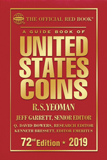 2019 Red Book Price Guide of United States Coins -Hardcover