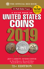 2019 Red Book Price Guide of United States Coins-Hidden Spiral