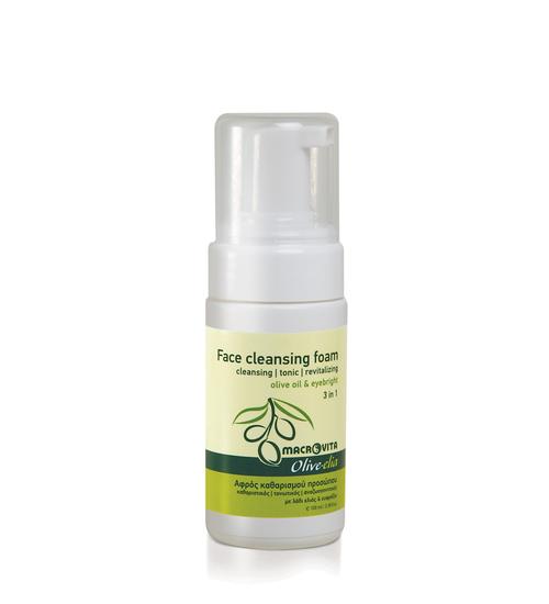 Olivelia 3 in 1 Face Cleansing Foam