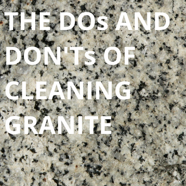 Cleaning Granite and Marble