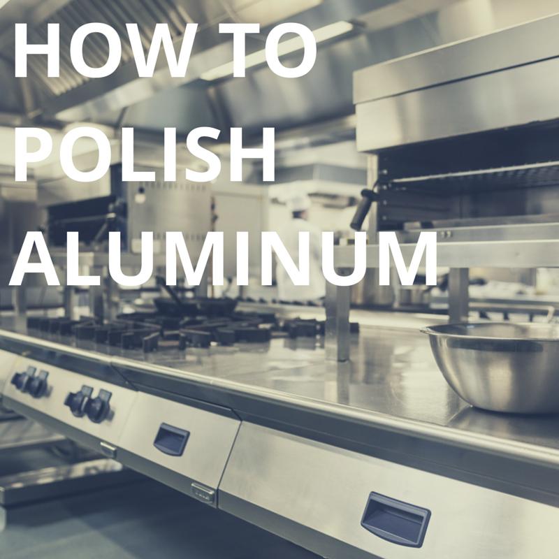 How to polish aluminum
