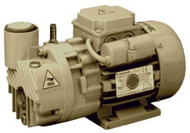 Dekker DuraVane RVL003H Oil Lubricated Vacuum Pump 2.6 CFM