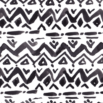 """Brushed Geo No.1"" Patterned Paper, 10 pack"
