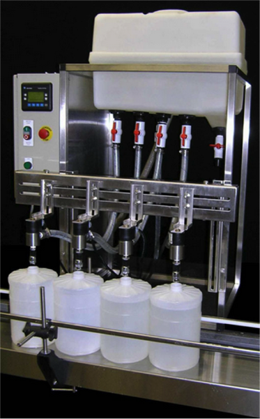 Liquid Filling Machine from E-PAK