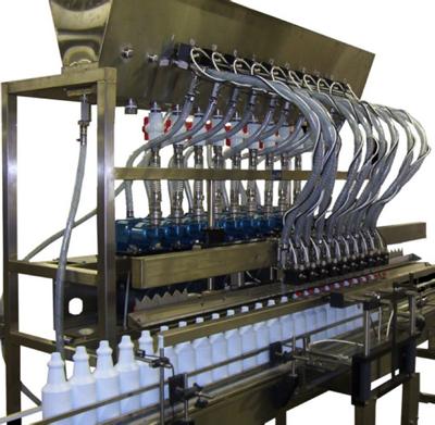 Pump Filler Machines