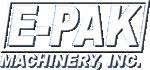E-PAK Machinery, Inc.