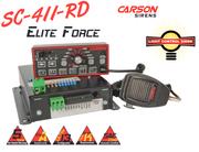 Carson SC-411RD ELITE Force Dual tone Police SIREN