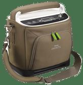 SimplyGo Portable Oyxgen Concentrator Shown in Case