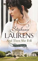 AudioBook: And Then She Fell by Stephanie Laurens