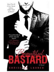 AudioBook: Beautiful Bastard by Christine Lauren