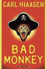 AudioBook: Bad Monkey by Carl Hiaasen