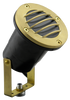 Composite Spotlight PSC3A (shown with raw brass curved grill)