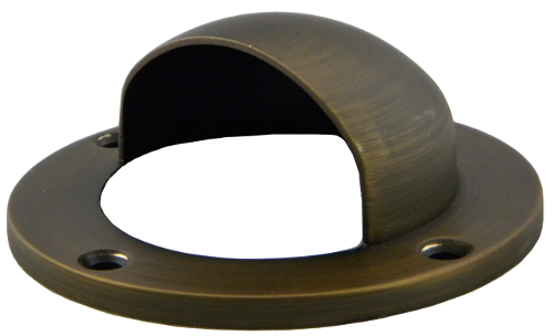 PSC3B/PGDX77 Bronze Eyebrow Cover sideview