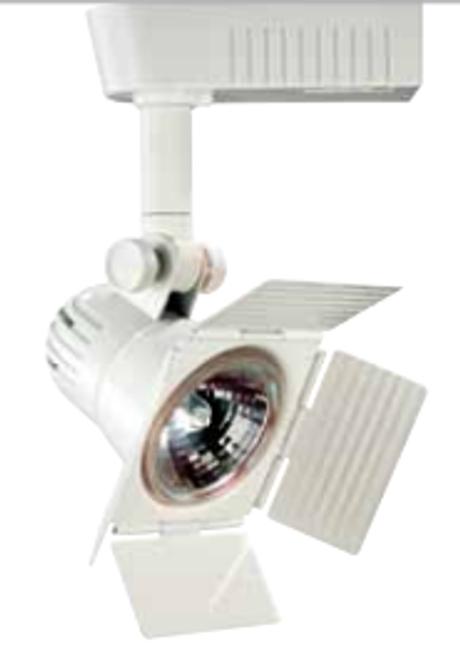 CTV109 12V MR16 Track Light  White