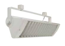 120v Compact Fluorescent Track Fixture CTPL2X40