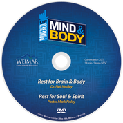 "Powered Up! Mind and Body ""Rest"" vol. 8"