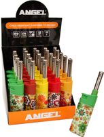 ANGEL FIESTA ELECTRONIC MINI CANDLE LIGHTERS