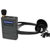 Williams Sound Pocketalker Pro Sound Amplifier with accessories