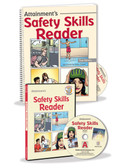 Safety Skills Readers Book & Software