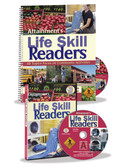 Life Skill Readers Book & Software