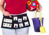 Communication / Visual Aid Waist Apron