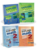 Explore Math Books & Kits