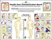 Health Care Communication Board