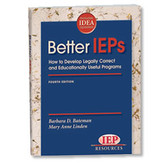 Better IEPs