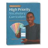 High Priority Vocabulary Curriculum