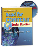 Read for Content:  Social Studies