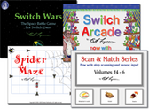 Single Switch Software for Teens