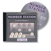 Number Station CD
