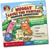 Huggly Saves the Turtles
