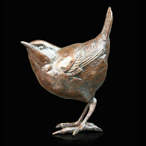 Ricard Cooper Bronze Wren. Limited Edition.