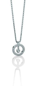 Roberto Coin Cento Diamond Pendant