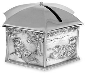 Royal Selangor Pewter Money Box