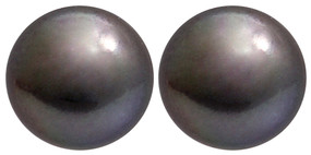 Black Cultured Fresh Water Pearl Earrings (from £16.00)