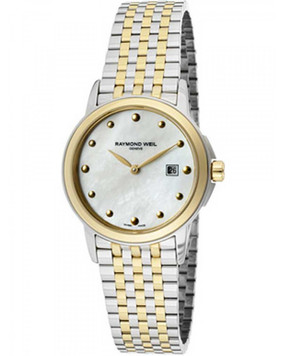Raymond Weil Ladies Tradition Bi-Colour Watch