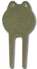 Back side of our Pro divot repair tool