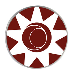 Vortex Ball Marker - Red Invert