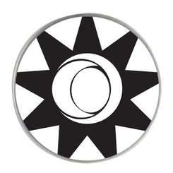 Vortex Ball Marker - Black